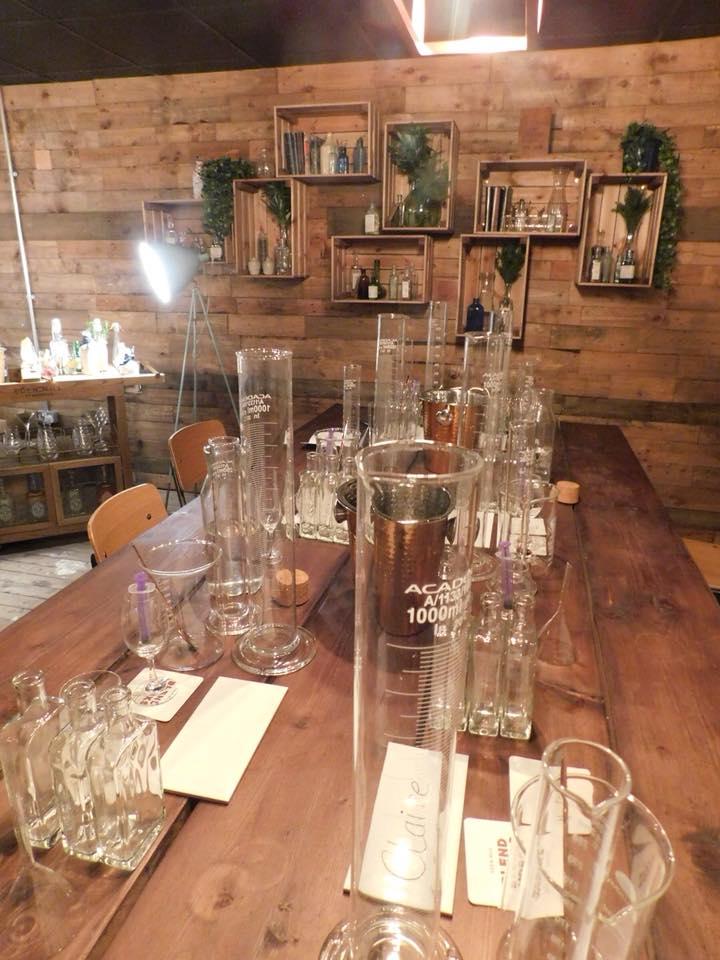Eden Mill Gin Blending Experience at Rusacks St Andrews