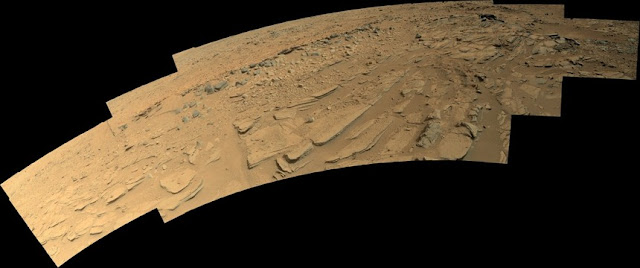 "Sol 315 - 316 Combined - Curiosity Right Mastcam (M-100) - Return to ""Shaler"" 3"