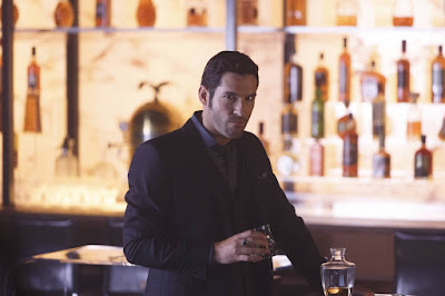 Image of Tom Ellis in Lucifer Season 2