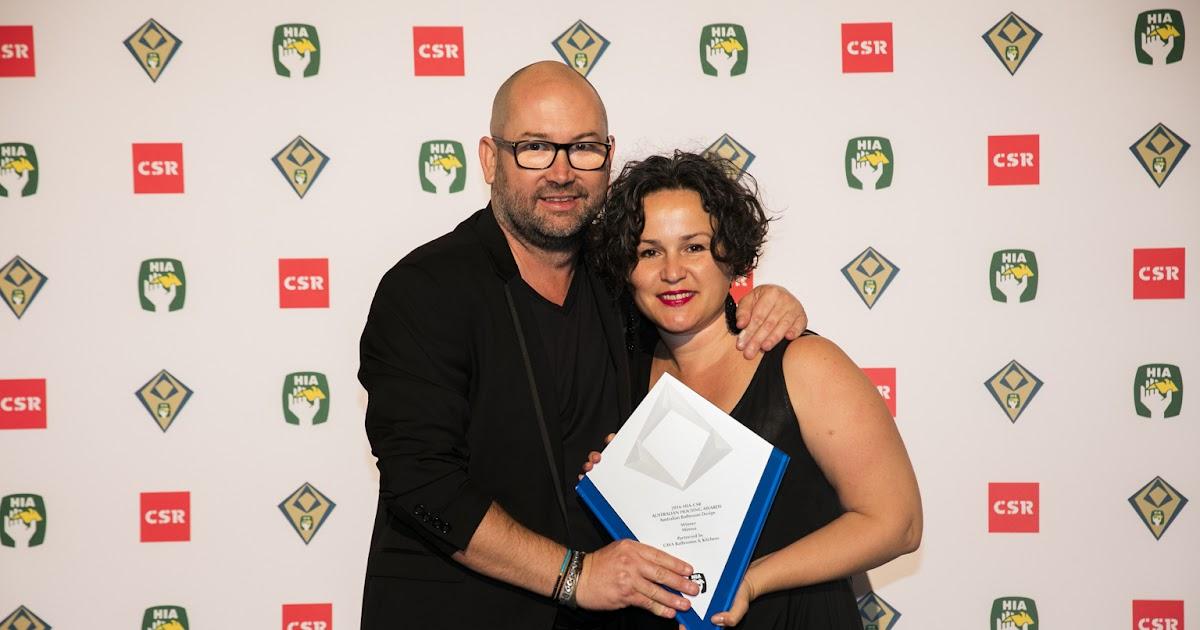 Minosa minosa wins hia australian kitchen bathroom for Bathroom of the year 2016