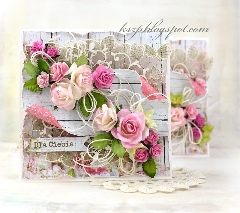 wild orchid crafts two nameday cards