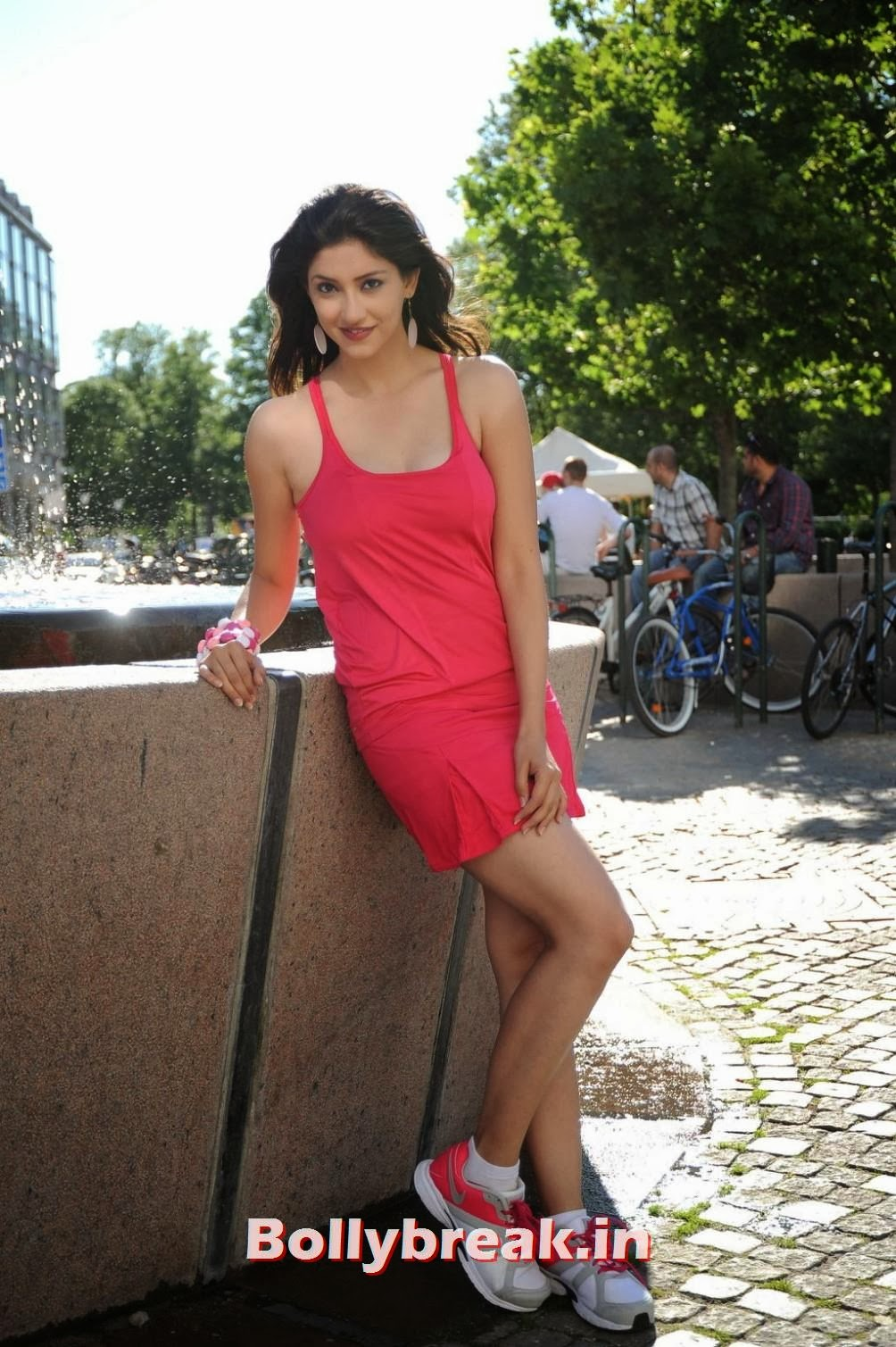 14, Tanvi Vyas Photo Gallery in Red Dress