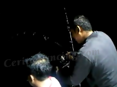 Pecah Telor Strike Mancing Ikan Tuna Doggy