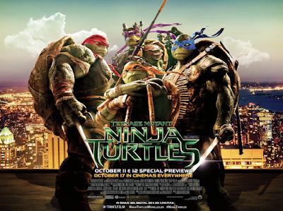 Teenage Mutant Ninja Turtles Telugu Dubbed Movie