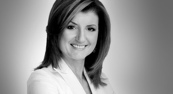 Arianna Huffington, fundadora de The Huffington Post