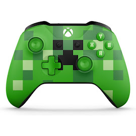 Minecraft Creeper Xbox Wireless Controller Gadgets