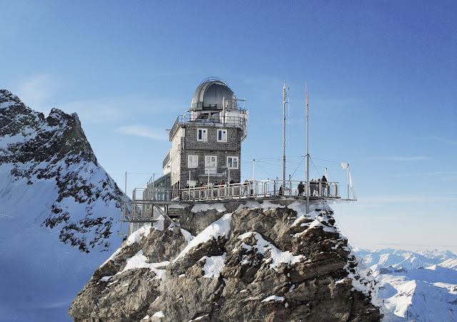 Jungfraujoch Views