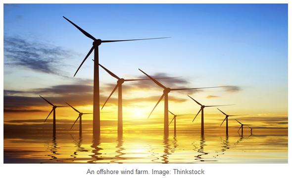 Vattenfall membangun Kincir Angin Terbanyak di Denmark