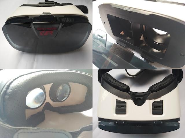Cherry VR Headset