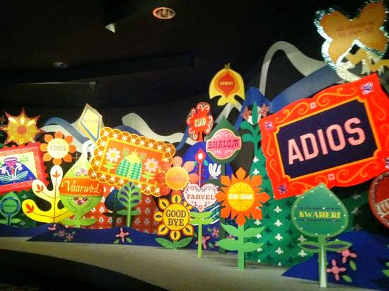 Atração It´s a small world no Magic Kingdom na Disney em Orlando