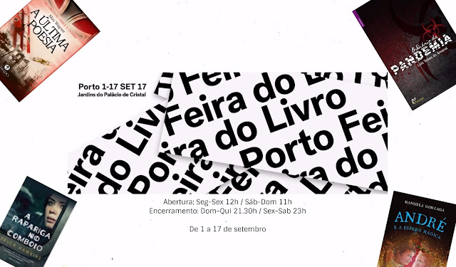 Feira Literária Porto 17