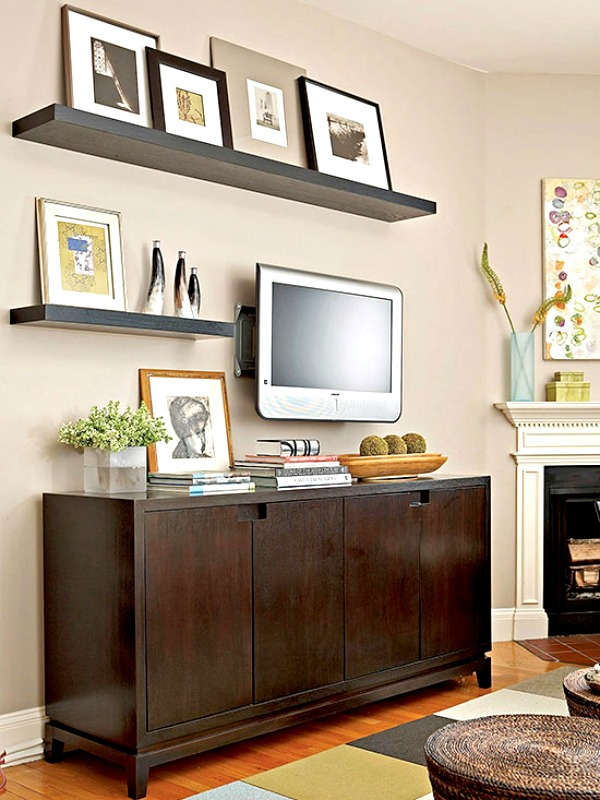 Cleaning Big Screen Tv: Decorating Around TVs