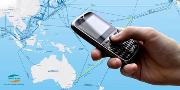 Tiết kiệm 65% cước phí gọi CVQT với Roaming Call Back