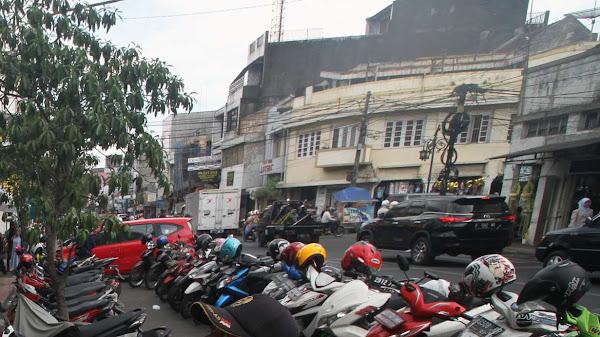 Pemkot Bandung siapkan BLUD untuk Pengelolaan Parkir dan Angkutan Umum_ilustrasi