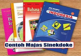 Contoh Majas Sinekdoke (Pars pro toto dan totem pro parte)