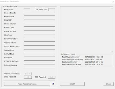 Firmware LG G3 D850 Restart Problem Bootlop