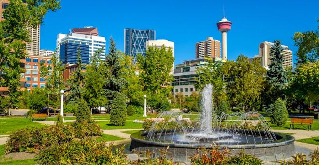 Quanto tempo ficar em Calgary