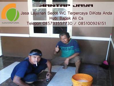Jasa layanan Sedot WC untuk Area Ketintang Surabaya harga murah