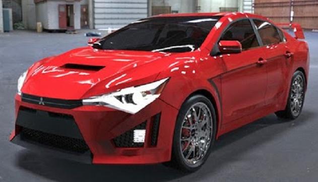 2016 Mitsubishi Evo Xi Release Date
