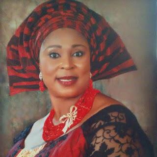 Mrs Betty Okoebor