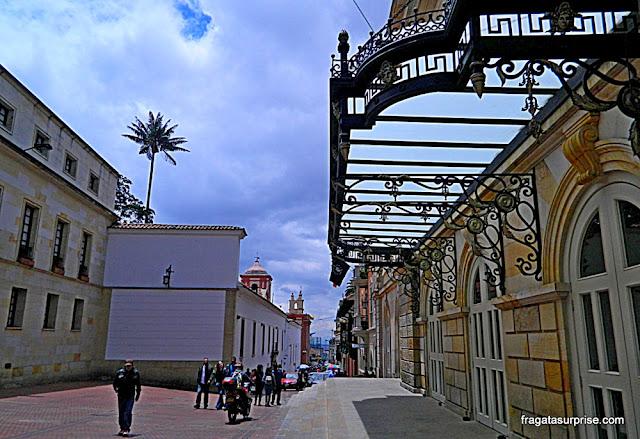 Marquise Belle Époque do Teatro Colón de Bogotá