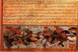 Perang Badar - Perang yang diabadikan dalam Alquran - Pengejaran