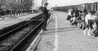 raciaż peron