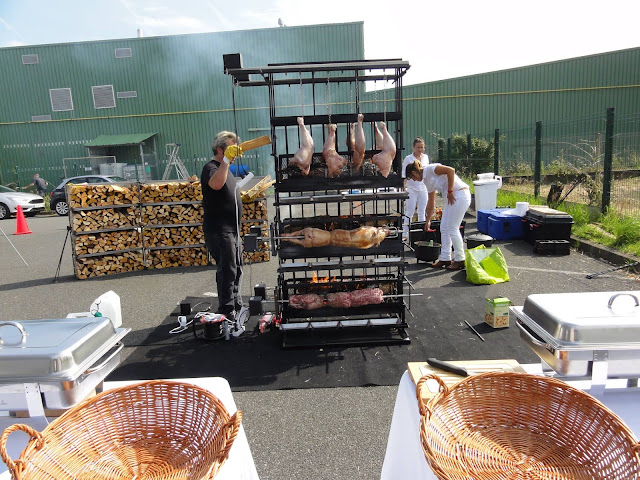 Déjeuner séminaire entreprise Anglet - traiteur 64 - traiteur Pyrénées-Atlantiques