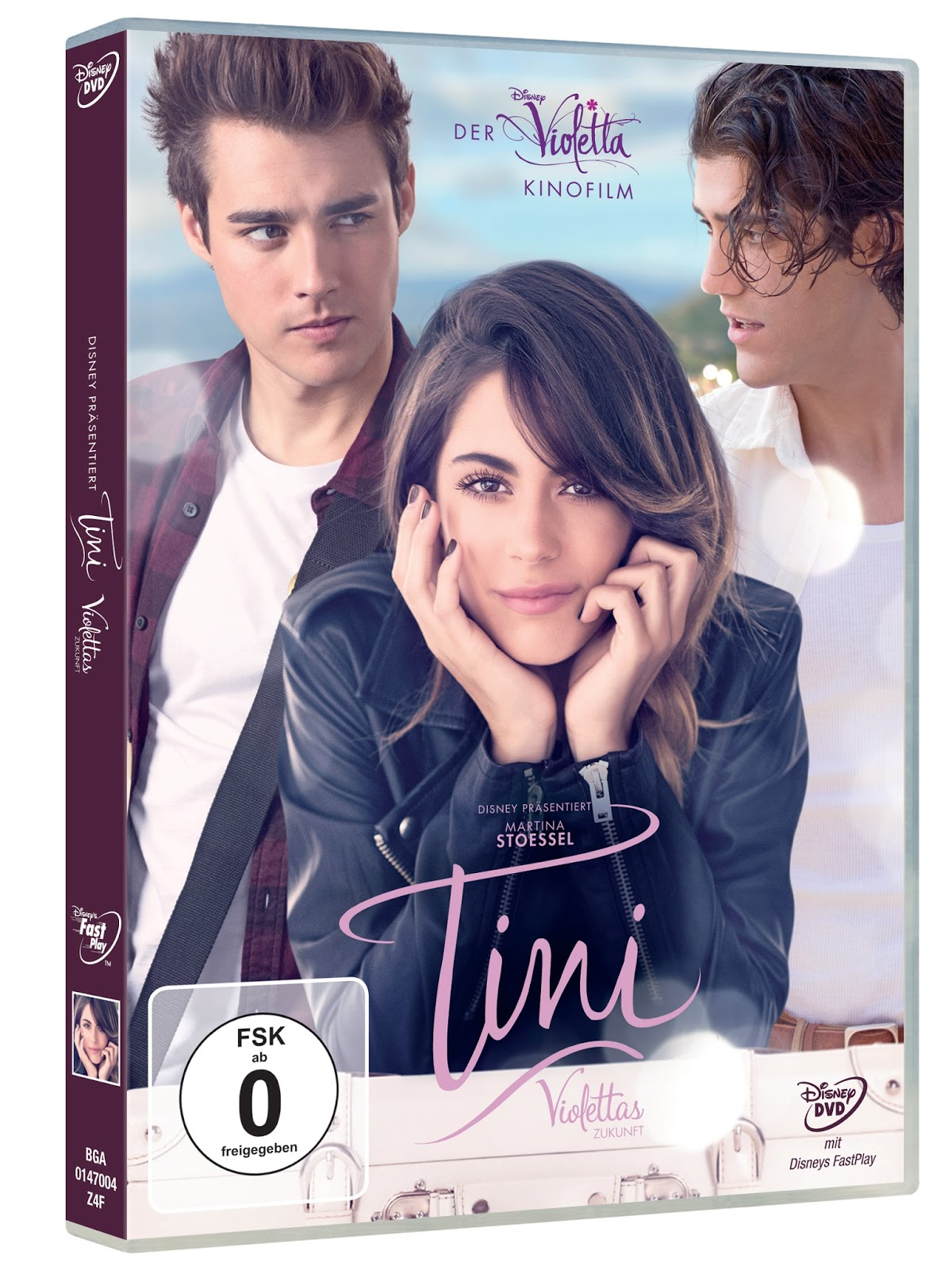 Tini Violettas Zukunft Kino