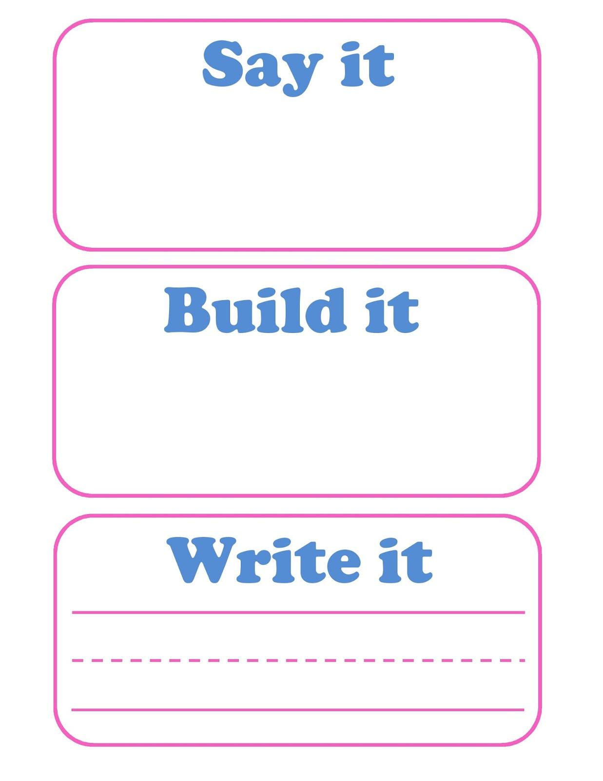 My Lovely Motherhood Say Build Write