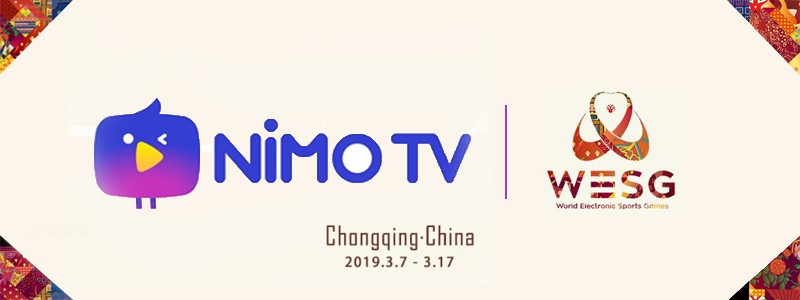 WESG Coverage of Nimo TV
