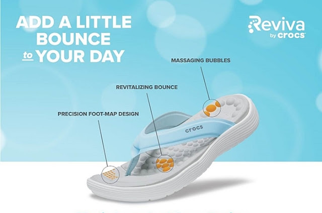 Crocs Reviva™ Collection Delivers Revitalizing Bounce and All-Day Comfort, Crocs Malaysia, Crocs, Crocs Reviva, comfort footwear, footwear, fashion