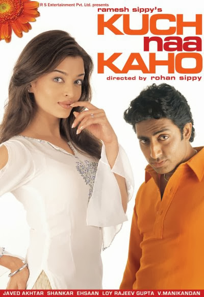 Kuch Naa Kaho 2003 DVDRip 700mb Download