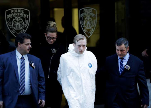 MAN CHARGED WITH MURDER AFTER TRAVELING TO NYC TO TARGET BLACKS