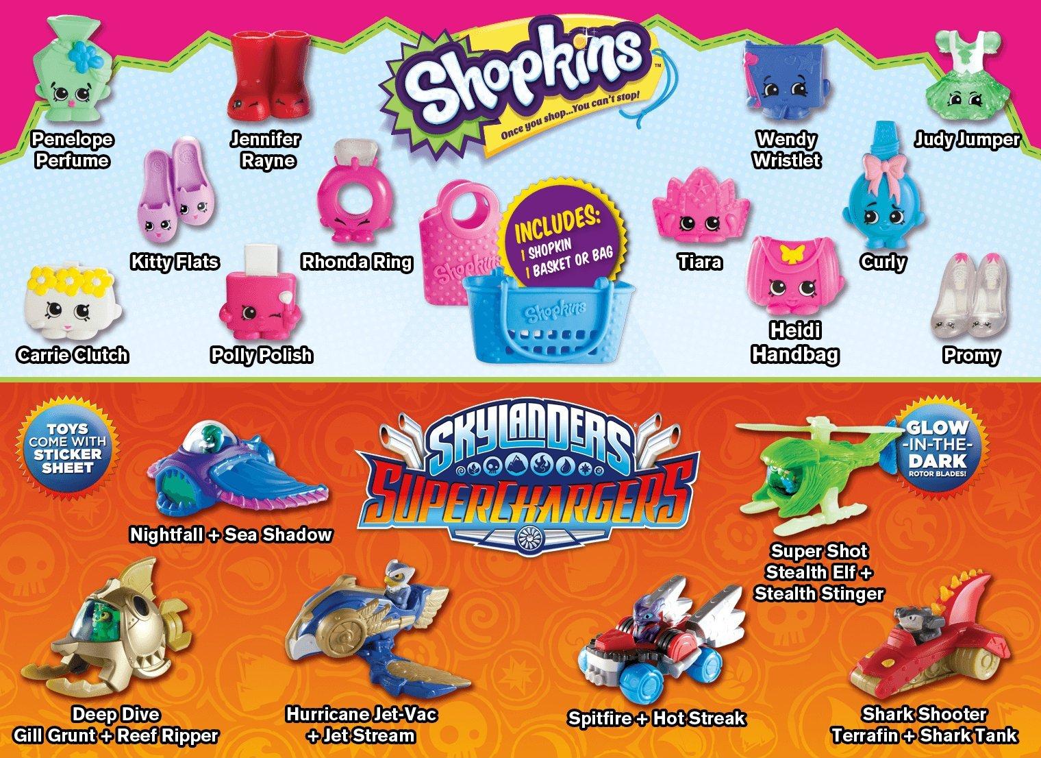 Happymeal Toys 121