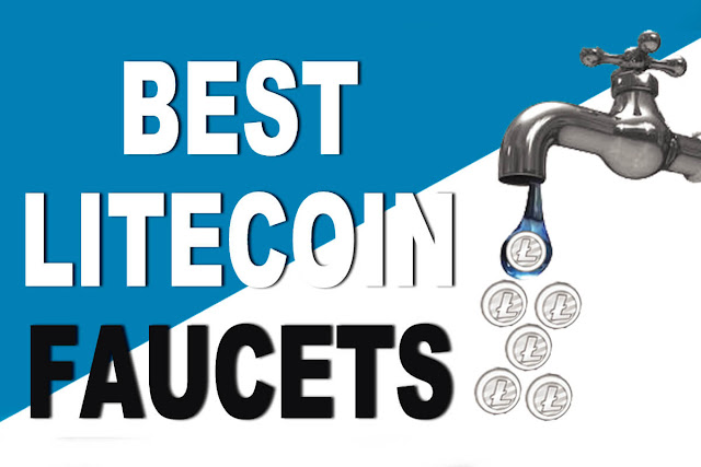 Best list of Litecoin faucets
