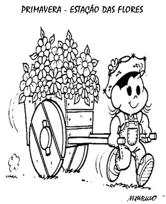 Resultado de imagem para atividades para primavera