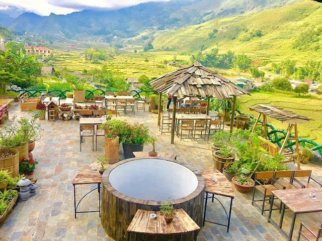 Top 5 most beautiful view cafes in Sapa 1