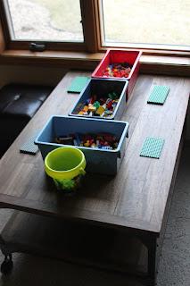 Kara S Creative Place The Lego Birthday Party
