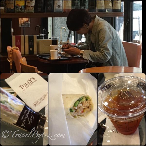 Tully's Coffee Shibuya