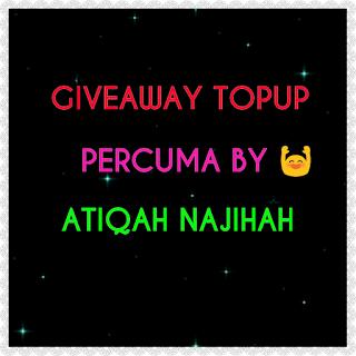 http://nuratiqahnajihah.blogspot.my/2016/11/giveaway-topup-percuma-by-atiqah-najihah.html