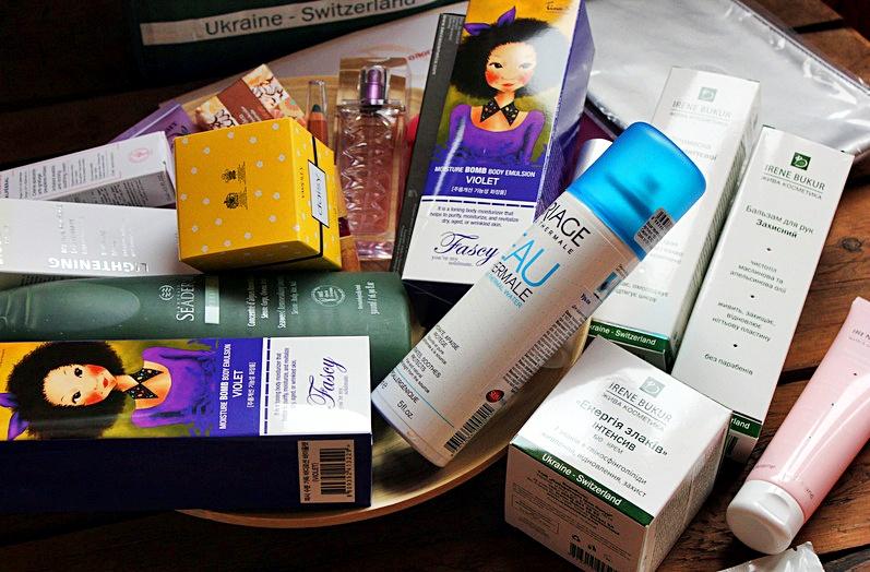 «Хвастопост»: Мои покупки в ноябре и анонс тестируемых средств. My beauty haul.