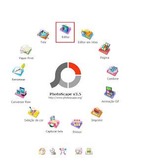 Como recortar uma imagem no PhotoScape