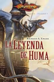 dragonlance la leyenda de huma