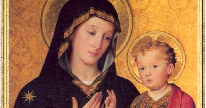 Oraciones De Los Santos Para Peticiones Virgen De La Salud Oracion