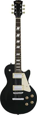 Đàn guitar điện Stagg L320BK