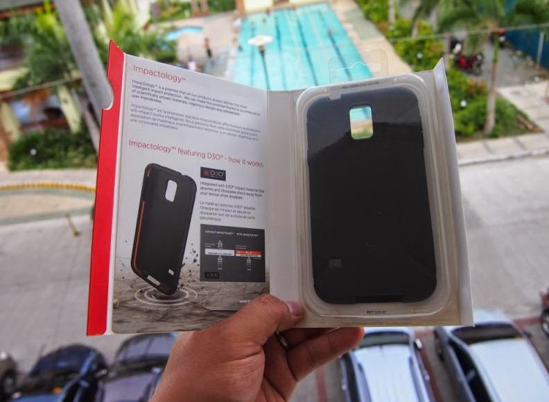 Tech21 Impact Tactical Case For Samsung Galaxy S5 Review