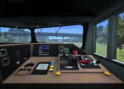 Download Train Simulator PRO 2018 Mod Apk Terbaru Gratis