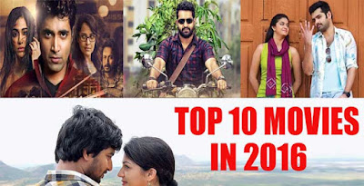 Top 10 Tollywood Movies in 2016