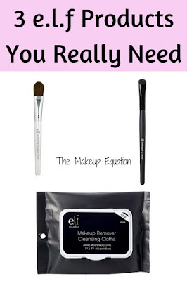 best of 3 e.l.f. makeup products